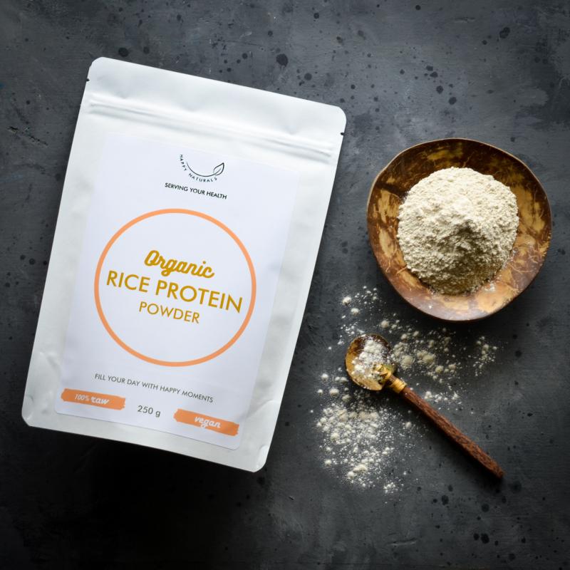Rice, Rizs protein